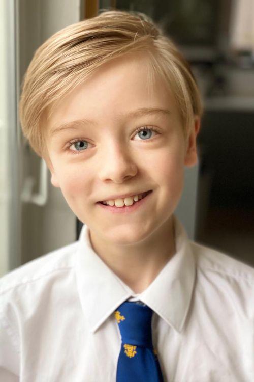 Nathaniel Theo Bond